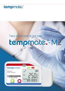 tempmate-M2-Teaser & Data-Sheet